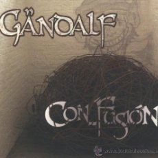 CDs de Música: GANDALF - CON FUSION. Lote 18443955