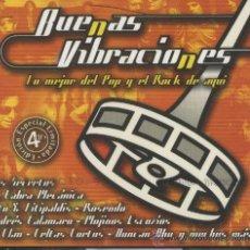 CDs de Música: BUENAS VINRACIONES 4 CDS. Lote 14977459