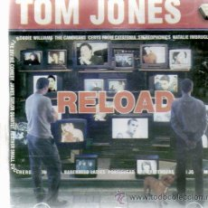 CDs de Música: TOM JONES. RELOAD. Lote 14989086