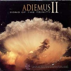 CDs de Música: ADIEMUS II / SONG OF THE TRINITY (CD SINGLE 1996). Lote 14993313