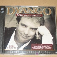 CDs de Música: DIANGO - DOBLE CD - EMI . Lote 15108718
