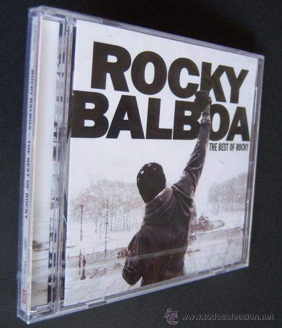 Rocky Balboa The Best Of Rocky Cd Sellado St Sold