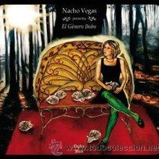 CD NACHO VEGAS EL GENERO BOBO
