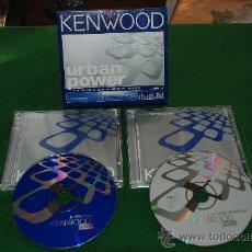 CDs de Música: KENWOOD URBAN POWER 3 CD. Lote 27546837