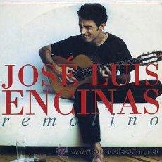 CDs de Música: JOSÉ LUIS ENCINAS / REMOLINO (2 VERSIONES) (CD SINGLE 2000). Lote 15361468