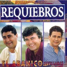 CDs de Música: REQUIEBROS / EL ABANICO - PASODOBLE A EXTREMADURA (CD SINGLE 2001). Lote 263661680