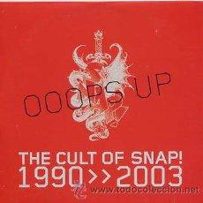 CDs de Música: SNAP! / OOOPS UP (CD SINGLE 2003). Lote 15612930
