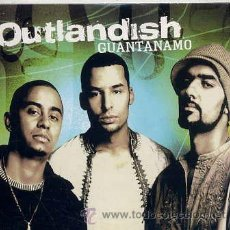 CDs de Música: OUTLANDISH / GUANTANAMO (3 VERSIONES) (CD SINGLE 2002). Lote 15612972