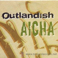 CDs de Música: OUTLANDISH / AICHA (CD SINGLE 2003). Lote 15612991