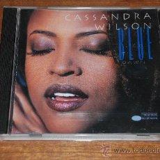 CDs de Música: CD CASSANDRA WILSON. BLUE LIGHT TILL DAWN.. Lote 27279490