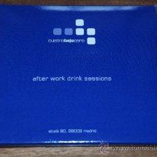 CDs de Música: CUATRO BAJO CERO, AFTER WORK DRINK SESSIONS.DJ BRUNO LE FUNK. Lote 26673287