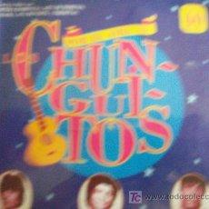 CDs de Música: LOS CHUNGUITOS CD DOBLE GRANDES EXITOS. Lote 26920132