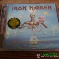 CDs de Música: IRON MAIDEN,,, SEVENTH SON OF A SEVENTH SON..........MAGNIFICO........ Lote 24546108