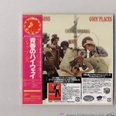 CDs de Música: MICHAEL JACKSON & JACKSON 5/ GOIN' PLACES/ CD JAPONES CON OBI MINI LP. Lote 15917569