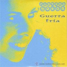 CDs de Música: PASTORA SOLER - GUERRA FRIA (PROMO CD). Lote 15940233