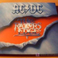 CDs de Música: AC / DC ( THE RAZORS EDGE) CD DIGIPACK .. Lote 16035006
