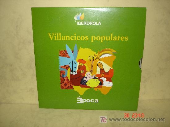 VILLANCICOS POPULARES - EDITADO POR LA REVISTA EPOCA - (Música - CD's Otros Estilos)