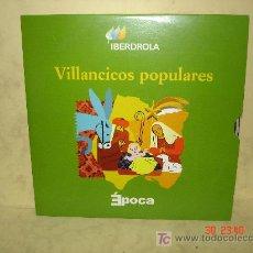 CDs de Música: VILLANCICOS POPULARES - EDITADO POR LA REVISTA EPOCA -. Lote 16169811