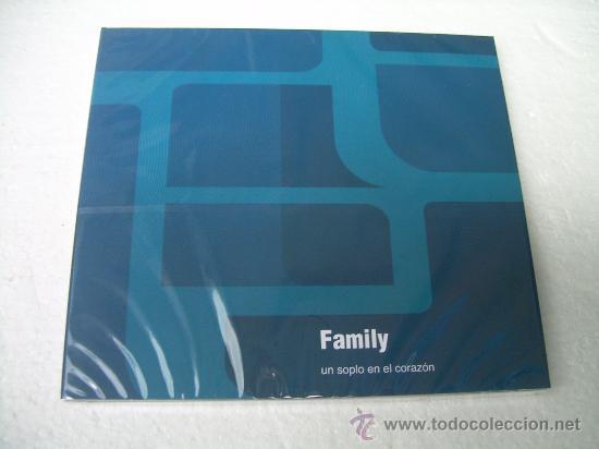 CD FAMILY UN SOPLO EN EL CORAZON ARAMBURU (Música - CD's Pop)