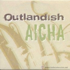 CDs de Música: OUTLANDISH / AICHA (CD SINGLE 2003). Lote 16199450