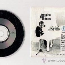 CDs de Música: BEATLES / JOHN LENNON / IMAGINE/ CD SINGLE PROMOCIONAL DE UK CDRDJ6534. Lote 16271014
