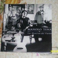 CDs de Música: MUSICA GOYO - CD SINGLE - MANOLO TENA - LAS MENTIRAS DEL VIENTO - *GG99. Lote 16303260