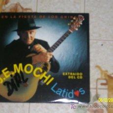 CDs de Música: MUSICA GOYO - CD SINGLE - MOCHI - EN LA FIESTA DE LOS GRINGOS - *GG99. Lote 16303274