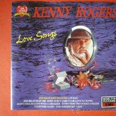 CDs de Música: KENNY ROGERS LOVE SONGS. Lote 26271809