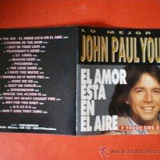 CDs de Música: LO MEJOR DE JOHN PAUL YOUNG CD. Lote 26313957