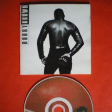 CDs de Música: BOBBY BROWN CD. Lote 26271811