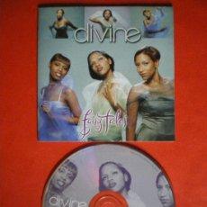 CDs de Música: DIVINE FAIRY TALES CD. Lote 26496669