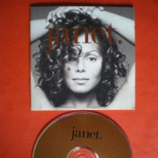 CDs de Música: JANET JACKSON HERMANA DE MICHAEL JACKSON CD. Lote 27047362