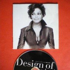 CDs de Música: THE BEST OF JANET JACKSON HERMANA DE MICHAEL JACKSON CD. Lote 60075458