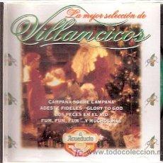 CDs de Música: CD MUSICA - VILLANCICOS DE NAVIDAD. Lote 25636126
