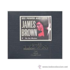 CDs de Música: JAMES BROWN. THE GOLD COLLECTION. Lote 16600382