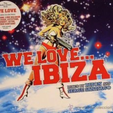 CDs de Música: WE LOVE.... IBIZA 2 CD * RITON & SERGE SANTIÁGO * MINISTRY OF SOUND * PRECINTADO * DIGIPACK. Lote 26265914