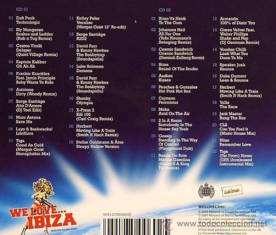 ministry of sound clubbers guide to ibiza