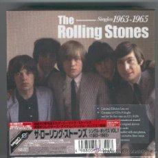 CDs de Música: ROLLING STONES CAJA BOX SET DE 12 CD SINGLES / SINGLES 1963-1965- JAPONESA. Lote 16763188