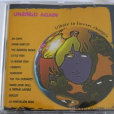 CDs de Música: UNLOVED AGAIN - TRIBUTE TO FOREVER CHANGES - DA CAPO; AIDAN BARTLEY;THE MARRIED MONK; .... -. Lote 16798099
