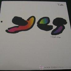 CDs de Música: YES - TALK - CD 7 TEMAS + 1 BONUS TRACK - MADE IN USA - 1994. Lote 16889186