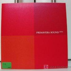 CDs de Música: CD ROCK DE LUX N.196 MAYO 2002 (BALAGO, NOSOTRÄSH, APHEX TWIN, EMAK BAKIA) PRIMAVERA SOUND RDL BPY. Lote 145586774