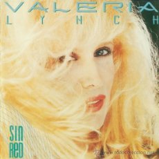 CDs de Música: VALERIA LYNCH CD SIN RED ARGENTINO COMO PALOMA SAN BASILIO . Lote 17011923
