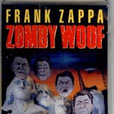 CDs de Música: FRANK ZAPPA - CD DE 3 PULGADAS - ZOMBY WOOF - LONGPACK EN BLISTER SELLADO - ULTRARAREZA!!!!. Lote 26420501