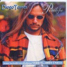 CDs de Música: DIEGO TORRES / PENÉLOPE - PENSAR (QUE SIEMPRE HAY ALGUIEN MAS) (CD SINGLE 1996). Lote 17026665