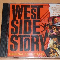 CDs de Música: CD BSO - WEST SIDE STORY - 1990 -. Lote 17167311