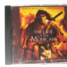 CDs de Música: THE LAST MOHICANS . Lote 17142607
