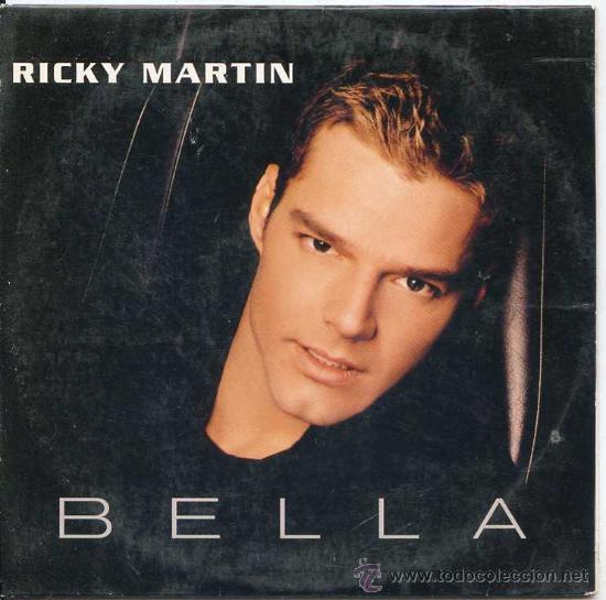 RICKY MARTIN / BELLA (CD SINGLE 1999) (Música - CD's Latina)