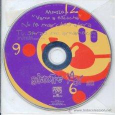 CDs de Música: SIEMPRE ASÍ / MEDLEY (CD SINGLE 1999). Lote 17363525