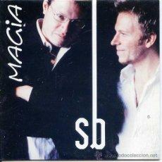 CDs de Música: SIN BANDERA / MAGIA (CD SINGLE 2003). Lote 31078878