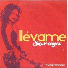 CDs de Musique: SORAYA / LLÉVAME (3 VERSIONES) - LEAD ME (CD SINGLE 2005). Lote 17428163